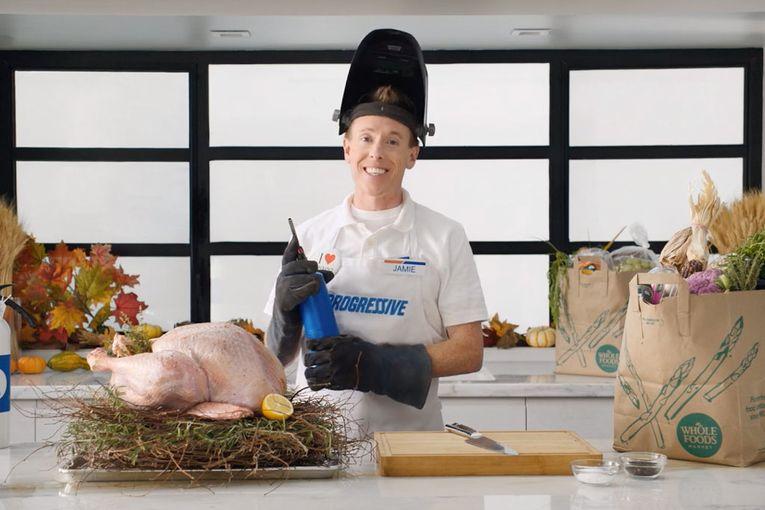 Trending: Progressive's turkey insurance and other Thanksgiving marketing stunts