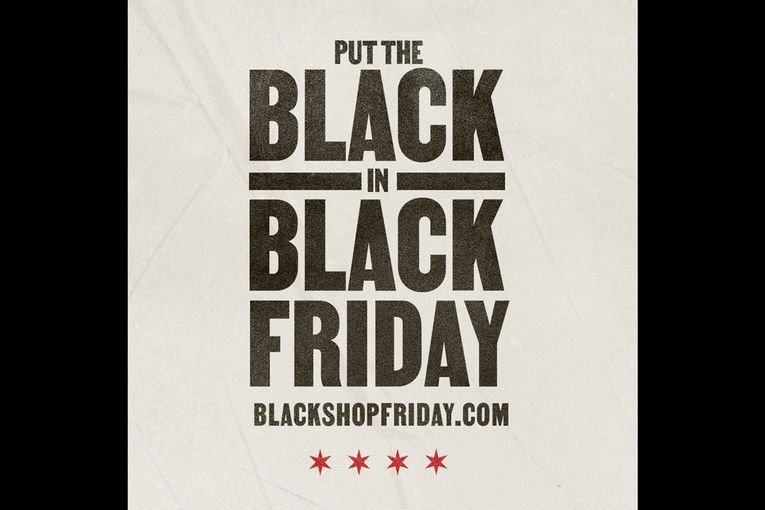 Chicagoans urged to support Black-owned businesses on Black Friday