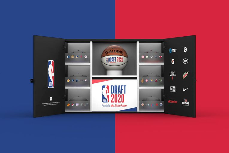 For virtual draft, NBA sends 30 top prospects the swag to celebrate at home