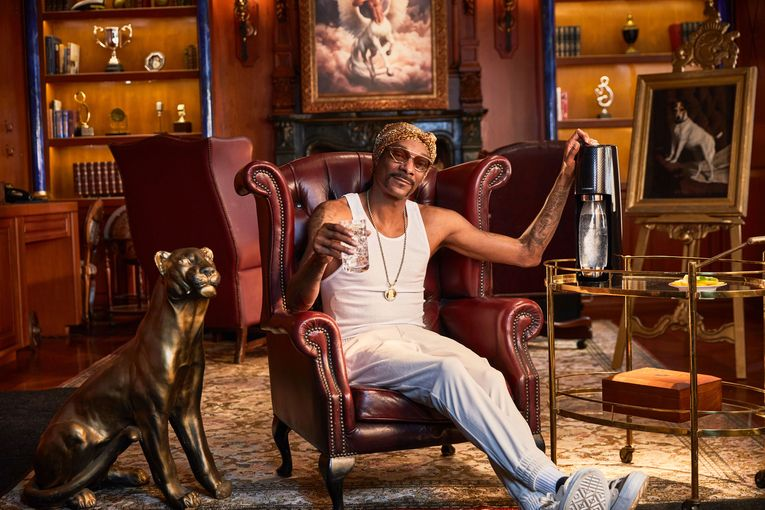 Sodastream celebrates the small things with Snoop Dogg (and Snoop Dogg's Mini-Mes) in biggest global campaign to date