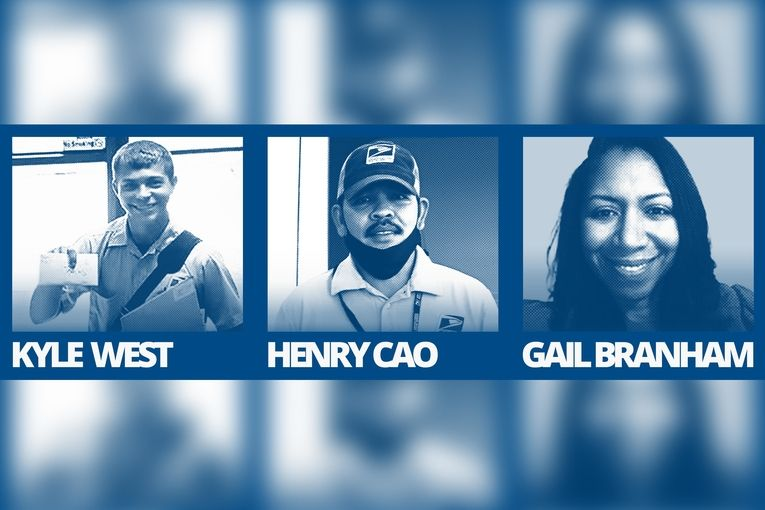 Letter carriers go beyond the call of duty in Spotify's USPS podcast campaign