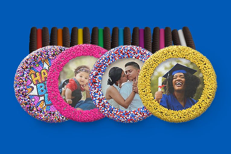 Oreo's new customizable cookies generate buzz among fans ... and other brands