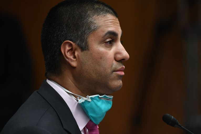 FCC chief who ended net neutrality says he'll quit