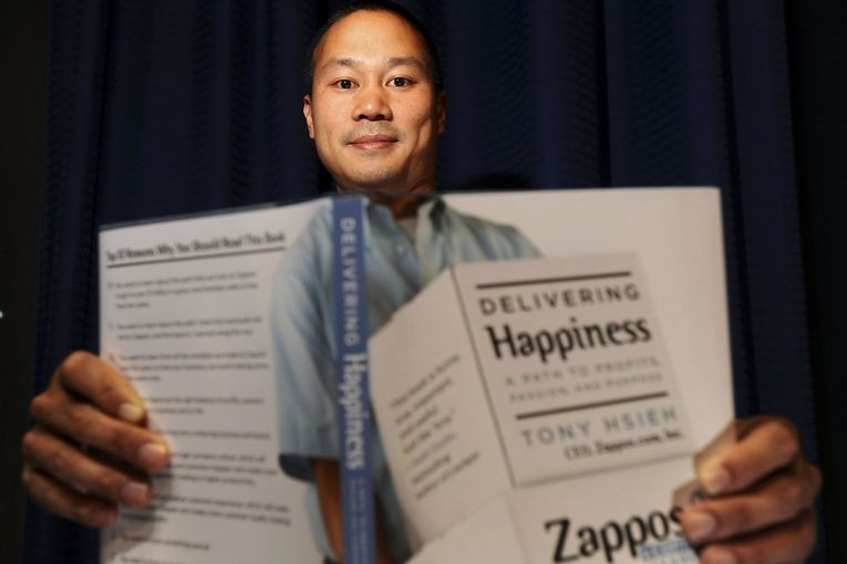 Opinion: Zappos' Tony Hsieh left a critical legacy of reinventing customer service