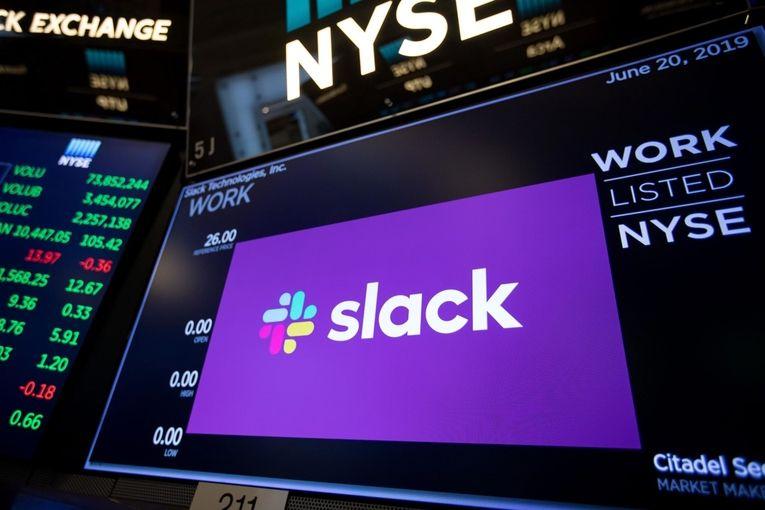 Salesforce agrees to buy software maker Slack for $27.7 billion