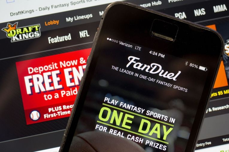 Watch: FanDuel's CMO on how brands can get into sports betting