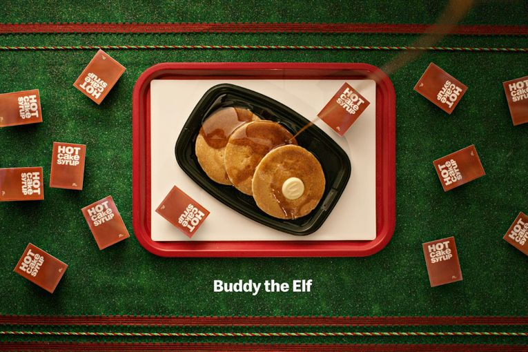 McDonald's showcases orders for Christmas characters, including John McClane from 'Die Hard'