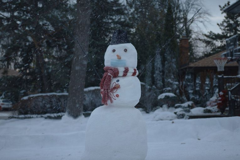 Tim Hortons: We're all made of the same snow