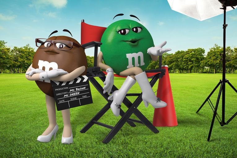 M&M's wants to make people smile with its Super Bowl commercial