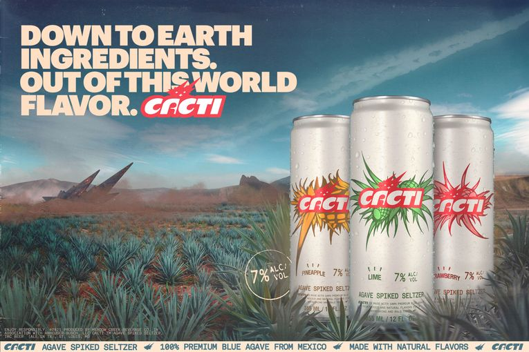 Behind Anheuser-Busch's branding strategy for new Travis Scott-backed seltzer