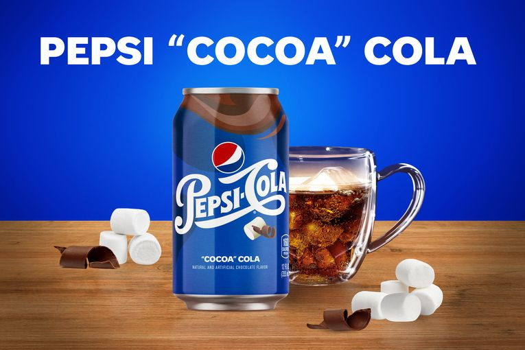 Pepsi challenges Twitter fans to launch 'Cocoa' Cola
