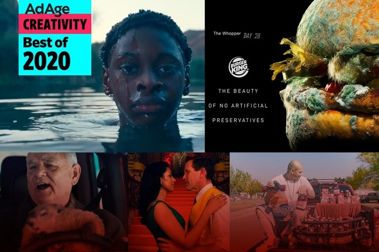 The 30 best creative brand moves of 2020