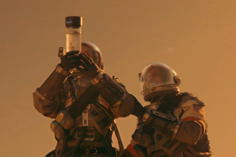 Sodastream: Water on Mars (Super Bowl)