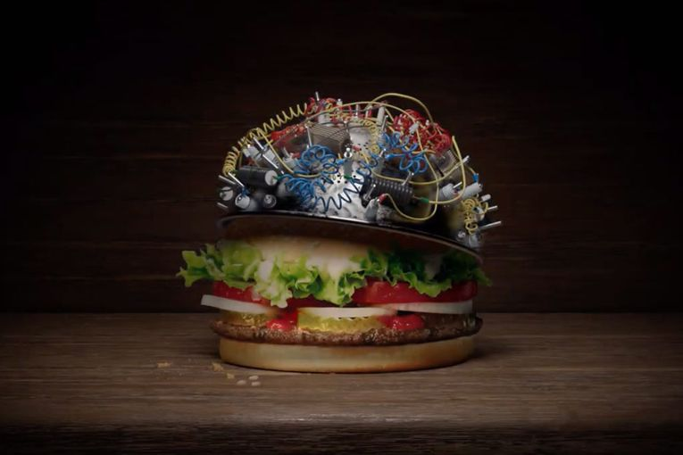 Burger King: Whopper to the Future