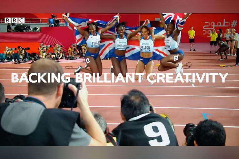 BBC: Backing Brilliant Creativity
