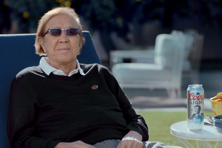 Coors Light is championing NFL legend Tom Flores' Hall of Fame bid