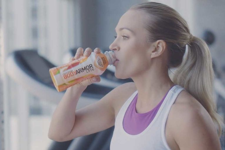 Bodyarmor founder on its new Carrie Underwood deal and going after Gatorade