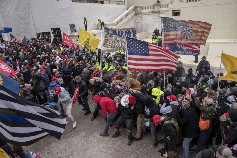 Half of consumers favor brands that condemn the Capitol riot, study finds