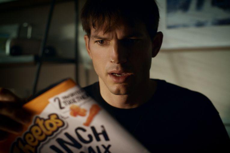 See Ashton Kutcher's Cheetos Super Bowl teaser