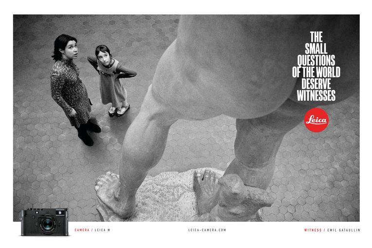 Leica: The world deserves witnesses
