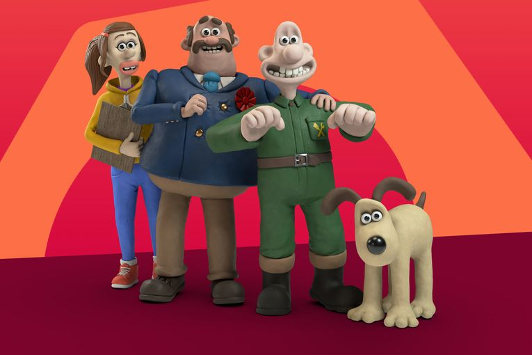 Aardman Animations: Wallace & Gromit: The Big Fix Up