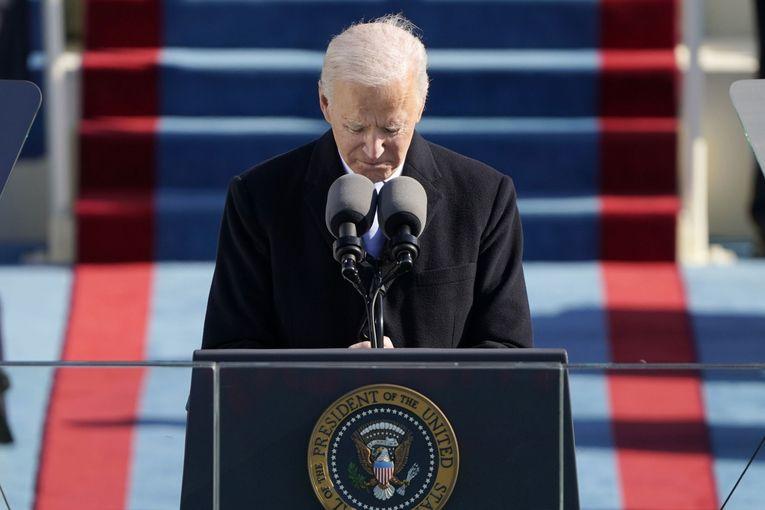 Biden draws bigger inauguration ratings than Trump