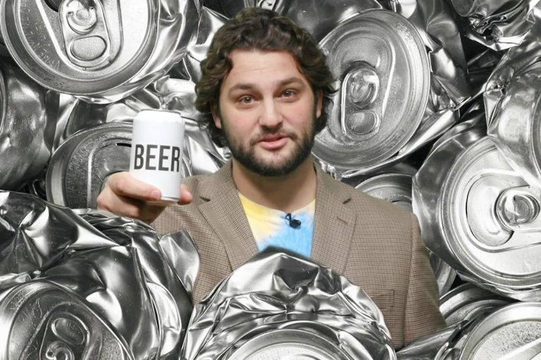 Barstool Sports' new PSA urges drinkers to recycle a zillion beer cans