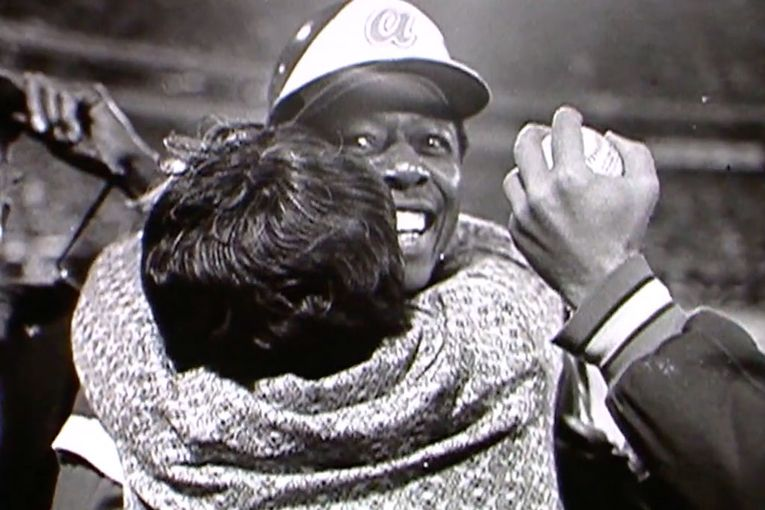 MLB honors 'Hammerin' Hank' Aaron in documentary about his remarkable career