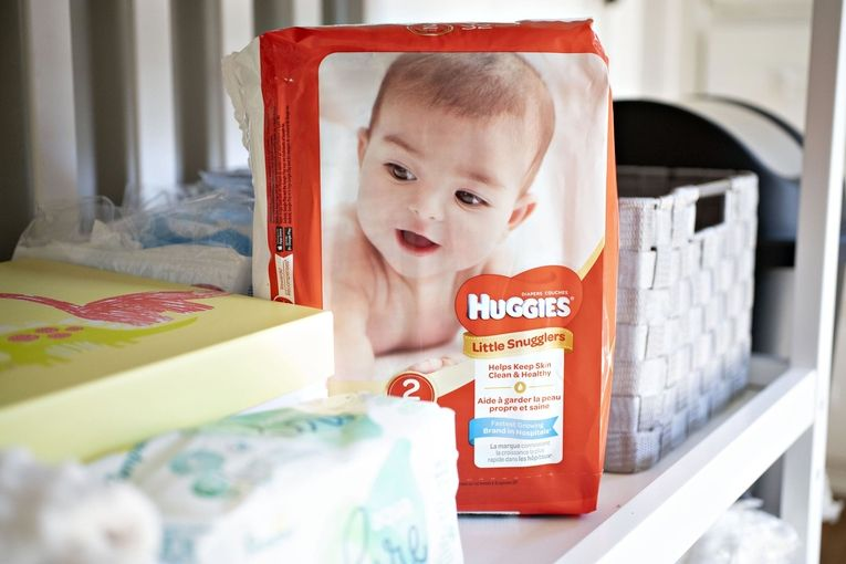 Huggies becomes the first diaper brand to run a Super Bowl ad