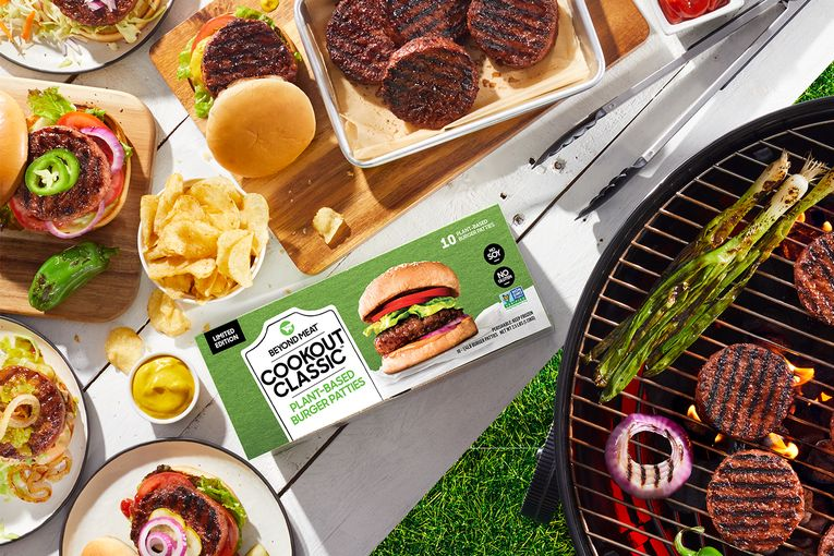 Beyond Meat and PepsiCo team up to develop plant-based snacks and drinks