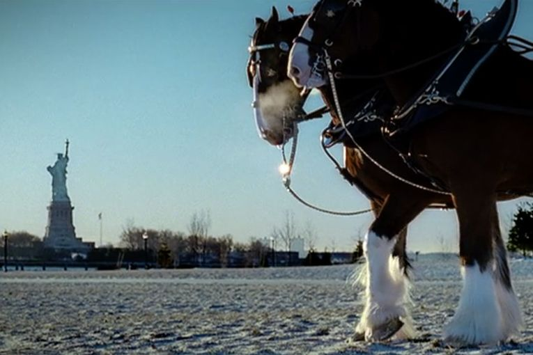 Budweiser's greatest Super Bowl commercial hits