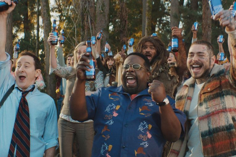 Watch Bud Light resurrect its classic ad characters in Super Bowl ad