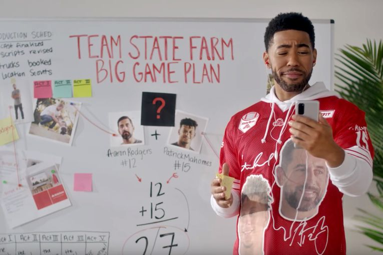State Farm will air its first Super Bowl commercial