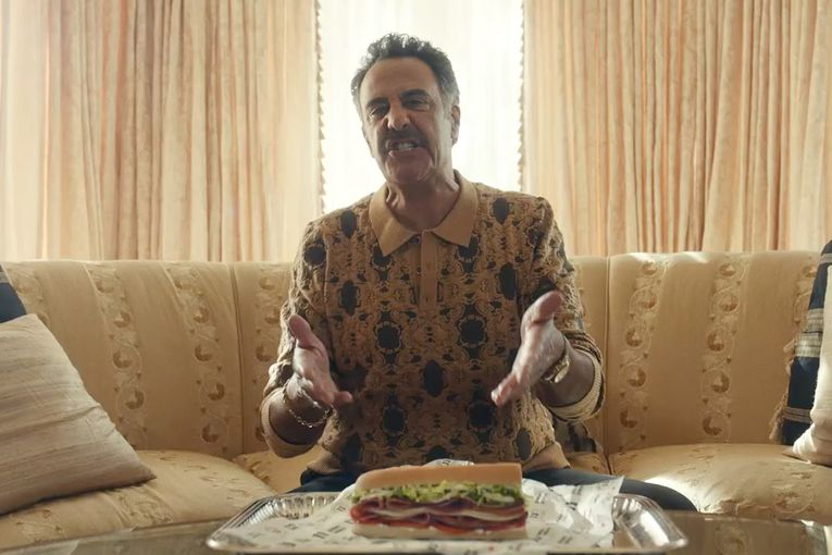 Jimmy John's makes its Super Bowl debut with a Brad Garrett spot from Anomaly