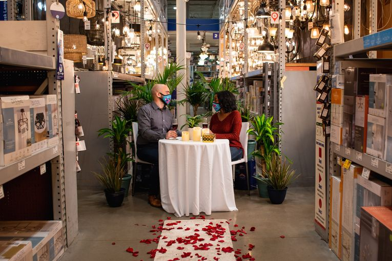Marketers get bold this Valentine's Day