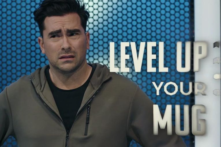 Man Stain! Watch the 'SNL' ad spoof for a men's makeup brand that's trying too hard to be manly