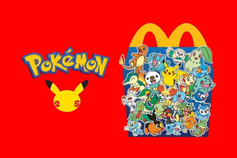 McDonald's Pokémon Happy Meals might just be its most popular collab to date—but demand is quickly deflating customers