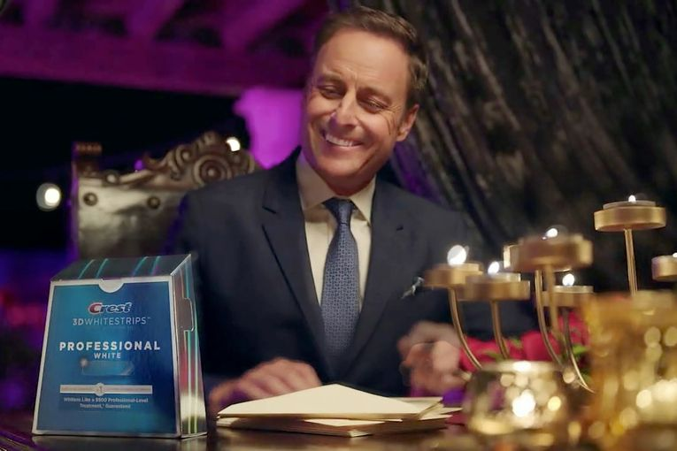 Crest reconsiders using 'Bachelor' TV host in Whitening Emulsions ad following controversy