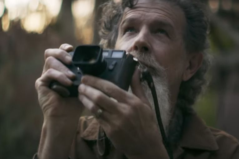 This love letter to Leica is also an homage to DDB ad veteran Tom Townsend