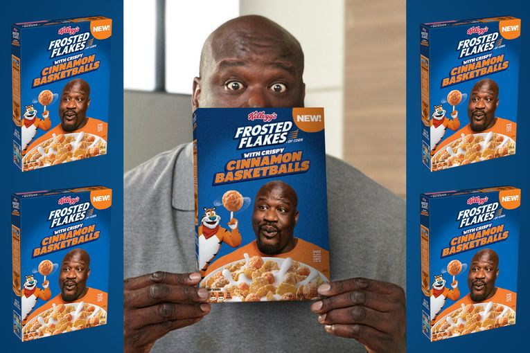 Shaq stands in for Tony the Tiger, and Kendall Jenner gives tequila a shot: Trending