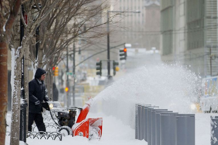 Brands try to 'seize the freeze' of winter weather