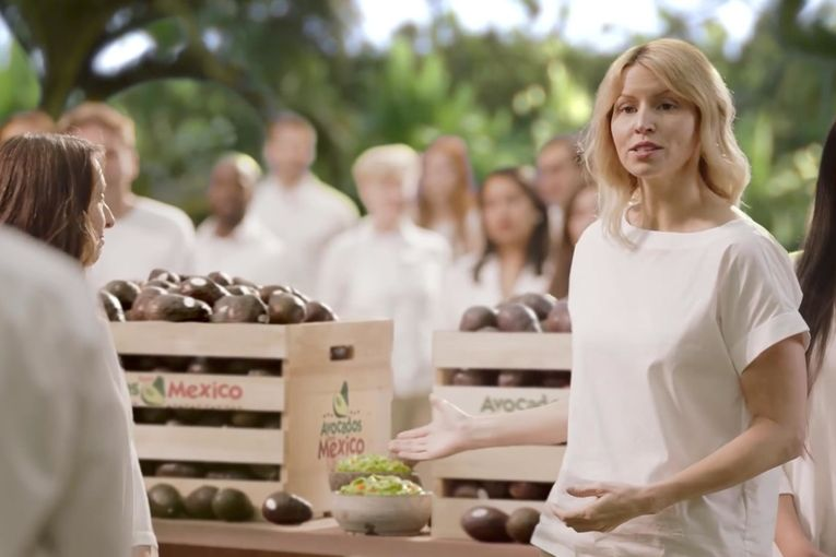 Avocados From Mexico reunites with GSD&M, hiring the shop as its agency of record