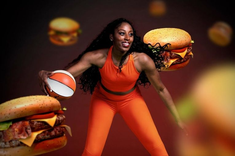 DoorDash launches 'Made by Women' focus and spot featuring WNBA star Chiney Ogwumike