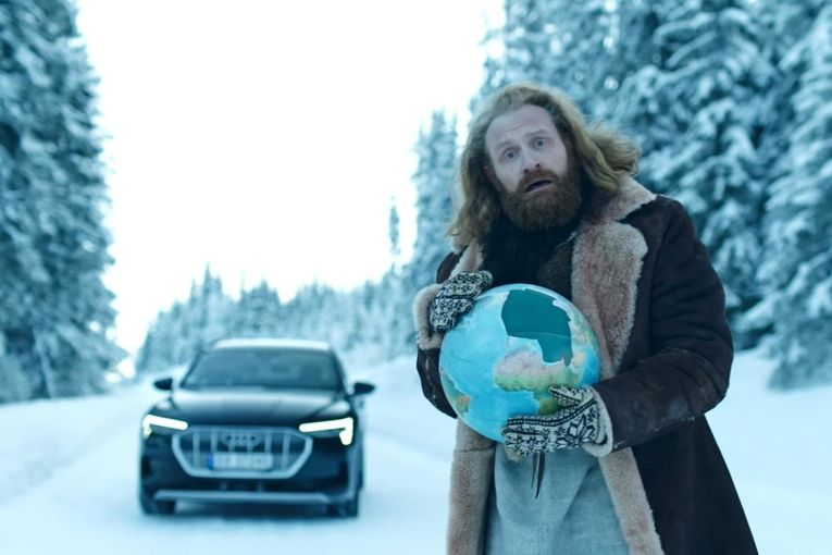Audi Norway punches back at GM's Will Ferrell Super Bowl commercial