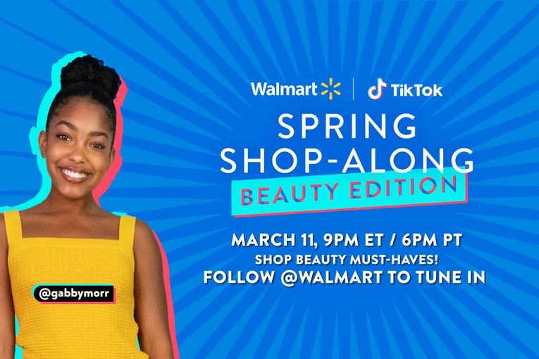 Walmart expands shoppable TikTok efforts into beauty and outside brands