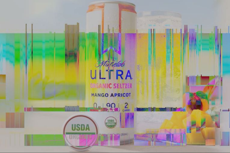How Michelob Ultra Organic Seltzer is using 'virtual influencers' and a bitcoin giveaway to tout its 'real' credentials