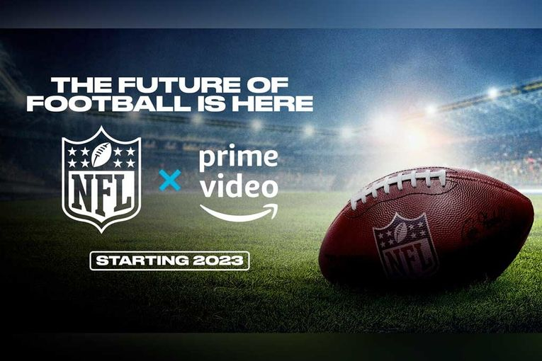 NFL signs historic TV deal, with Amazon taking Thursday rights