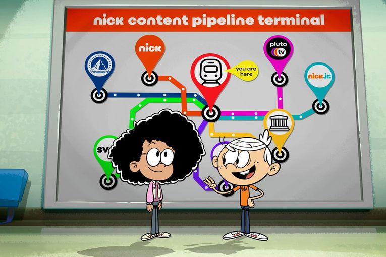 Nickelodeon touts the power of franchises in kid-friendly upfront