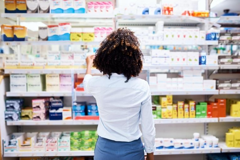 How e-commerce share of consumer spending changed during the pandemic
