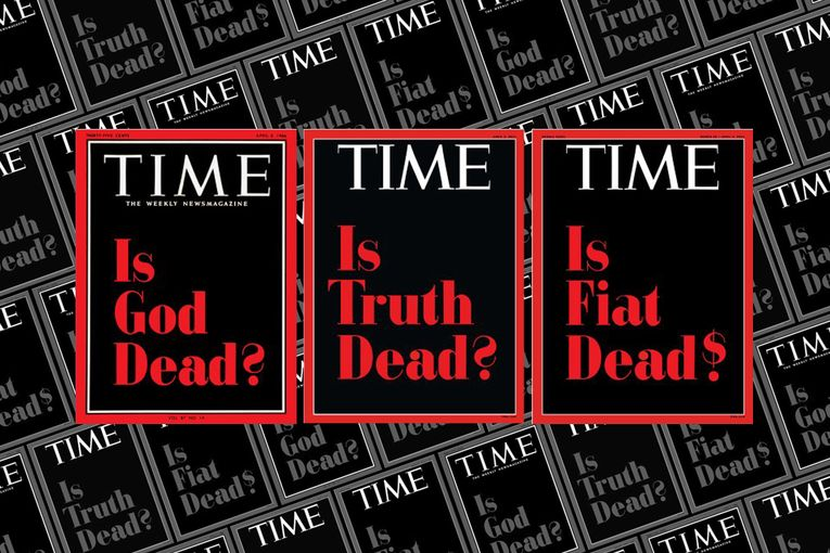 Are non-fungible tokens dead? Time releases three NFT covers